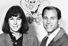 Kathleen Kennedy, Frank Marshall & Roger Rabbit