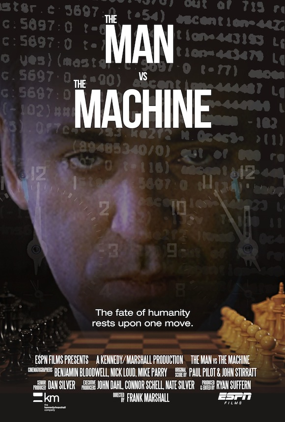 The Man vs The Machine